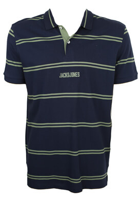 Tricou polo Jck and Jo Ken Dark Blue