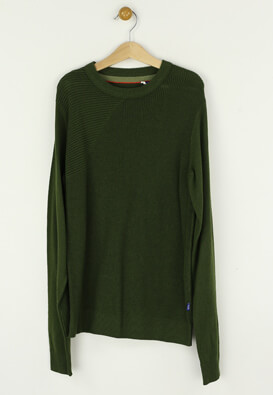 Bluza Jack and Jones Hermann Dark Green