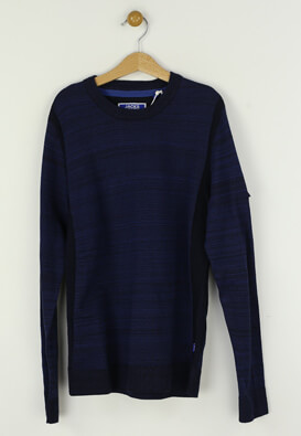 Bluza Jack and Jones Donald Dark Blue