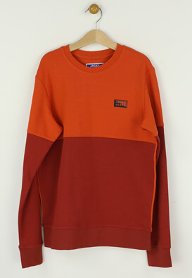 Bluza Jack and Jones Ross Orange