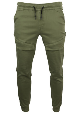 Pantaloni Jack and Jones Patrick Dark Green