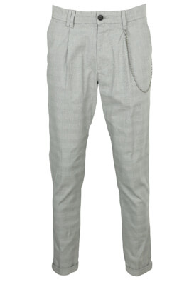Pantaloni Jack and Jones Edward Light Grey