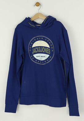 Bluza Jack and Jones Albert Dark Blue