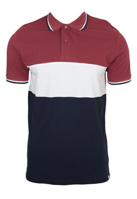 Tricou polo Jack and Jones Justin Colors