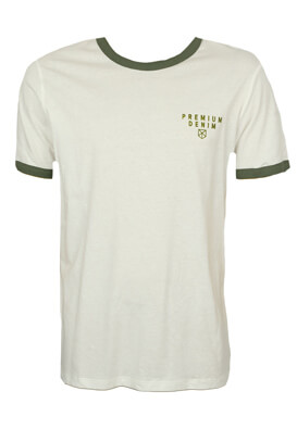 Tricou Jack and Jones Kevin White