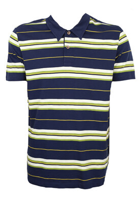 Tricou polo Jck and Jo Hugo Dark Blue