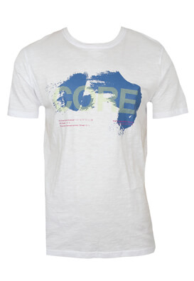 Tricou Jack and Jones Will White