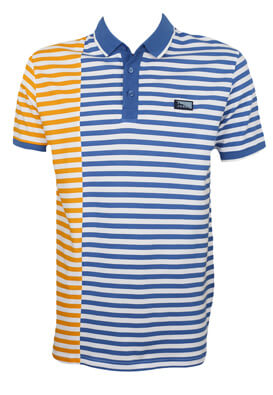 Tricou polo Jck and Jo Bobby Colors