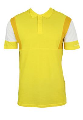 Tricou polo Jack and Jones Kirk Yellow