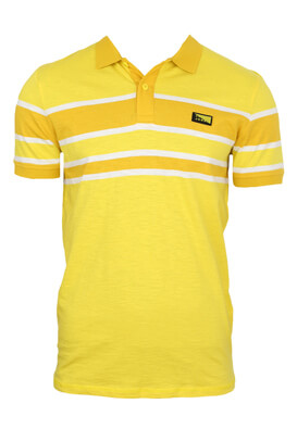 Tricou polo Jck and Jo Marco Yellow