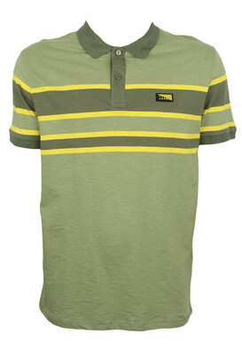 Tricou polo Jck and Jo Joseph Green