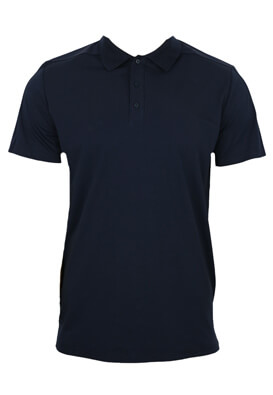 Tricou polo Jck and Jo Larry Dark Blue