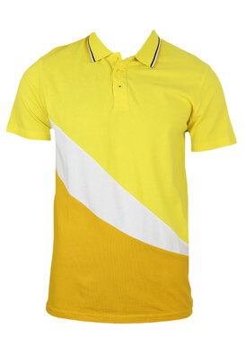 Tricou polo Jack and Jones Jamie Yellow