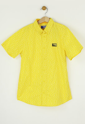 Camasa Jack and Jones Simpson Yellow