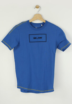 Tricou Jack and Jones Nate Blue