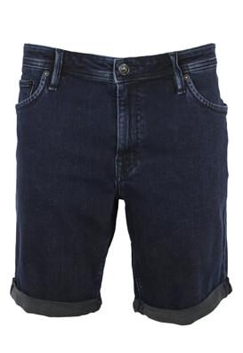 Pantaloni scurti Jack and Jones Joe Dark Blue