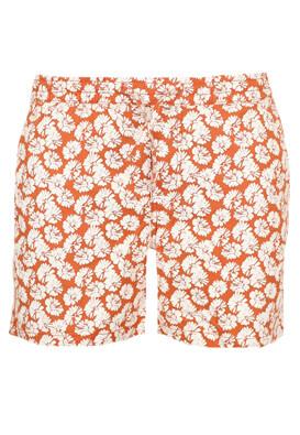 Pantaloni scurti Jck and Jo Donald Orange
