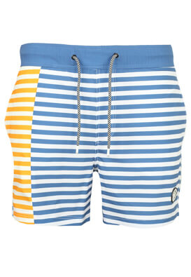 Pantaloni scurti de baie Jck and Jo Tom Blue