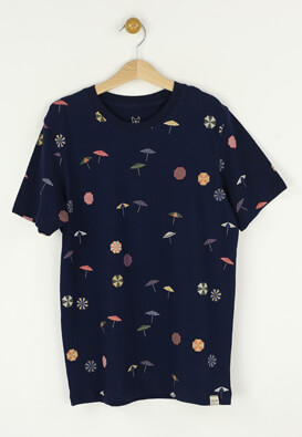 Tricou Jack and Jones Keith Dark Blue