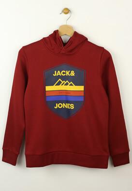 Hanorac Jack and Jones Oliver Dark Red