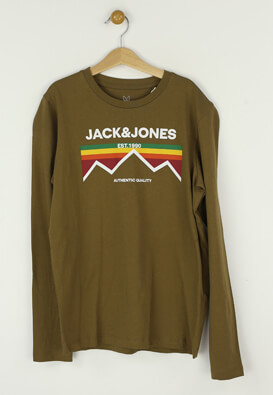 Bluza Jack and Jones Axel Dark Green
