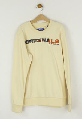 Bluza Jack and Jones Nick Light Beige