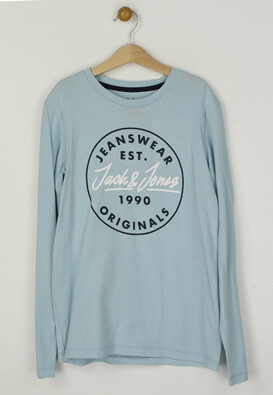 Bluza Jack and Jones Brandon Light Blue