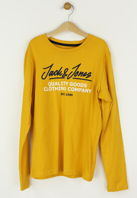 Bluza Jack and Jones Aaron Yellow