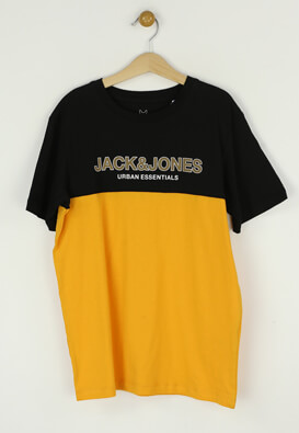 Tricou Jack and Jones Leo Orange