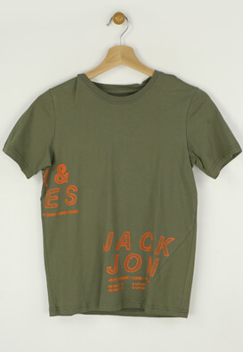 Tricou Jack and Jones Ethan Dark Green
