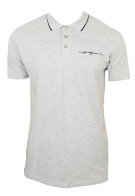 Tricou polo Jck and Jo Oliver Light Grey