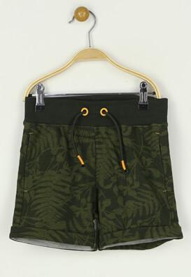 Pantaloni scurti Name it Ethan Dark Green