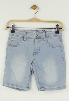 Pantaloni scurti Name it Anya Light Blue