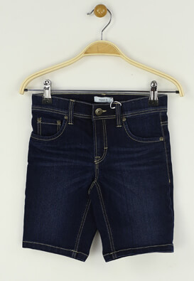 Pantaloni scurti Name it Isabel Dark Blue