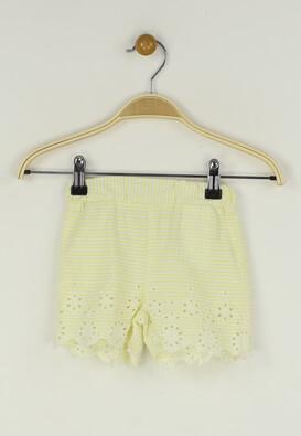 Pantaloni scurti Name it Ashley Yellow