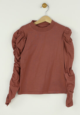 Bluza Name it Carrie Dark Pink