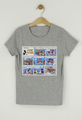 Tricou Name it Minnie Grey
