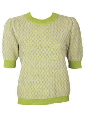 Bluza Vila Ashton Light Green