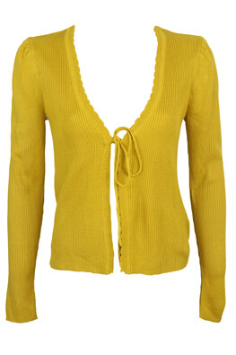 Jerseu Vila Clara Dark Yellow