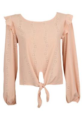 Bluza Vila Anna Light Pink