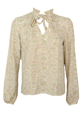 Bluza Vila Christine Light Beige
