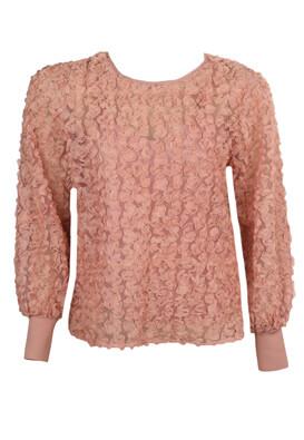 Bluza Vila Stella Pink