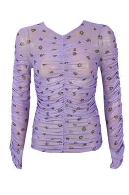 Bluza Vila Amelia Purple