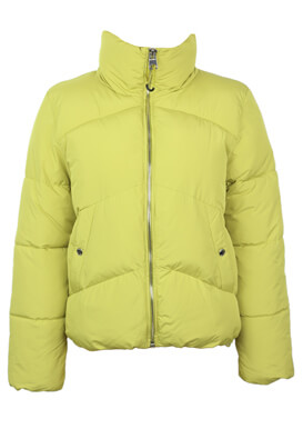 Geaca Bershka Mila Light Green