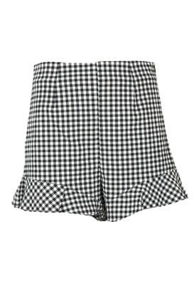 Pantaloni scurti ZARA Alivia Grey