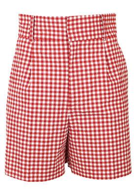 Pantaloni scurti ZRA Alexandra Red