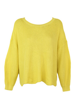 Bluza Only Fiona Yellow