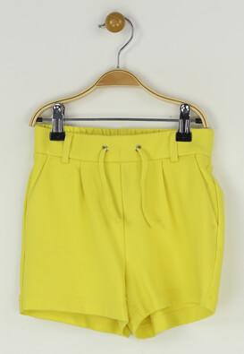 Pantaloni scurti Only Ramona Yellow