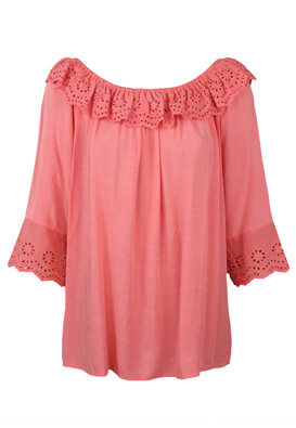 Bluza Only Emily Pink