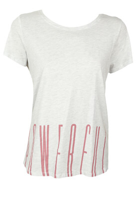 Tricou Only Denise Light Grey